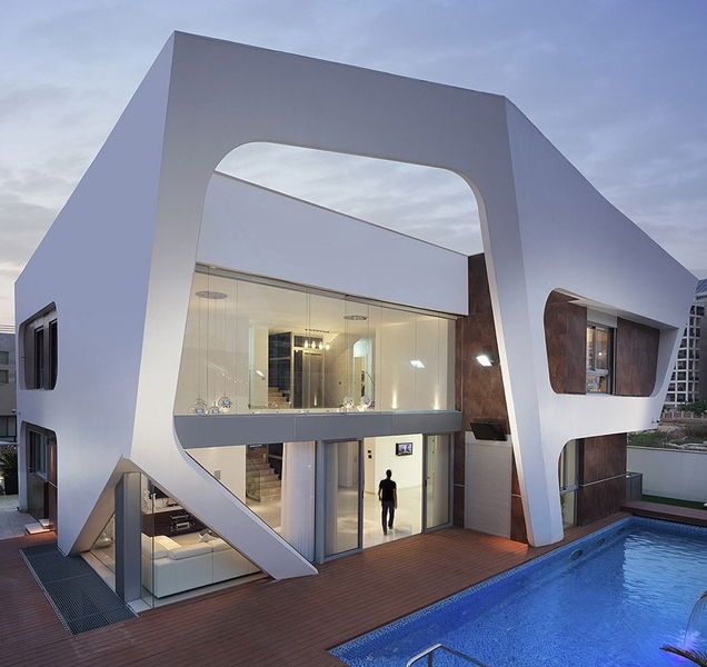 The dune residence by min2