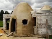 architecture superadobe - Colombie
