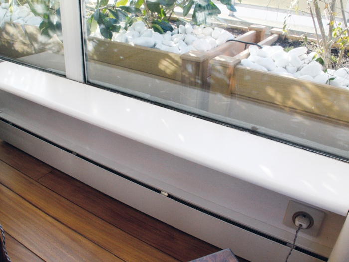 Qu est ce qu un radiateur plinthe ecomatic construire for Chauffage par plinthe prix