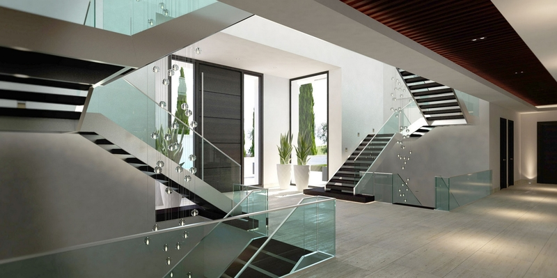 Luxueuse Villa Par Ark Architects - San Roque, Espagne ...