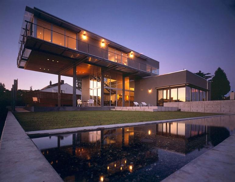 Eaton Residence Par E. Cobb Architects - Seattle Usa | Construire Tendance