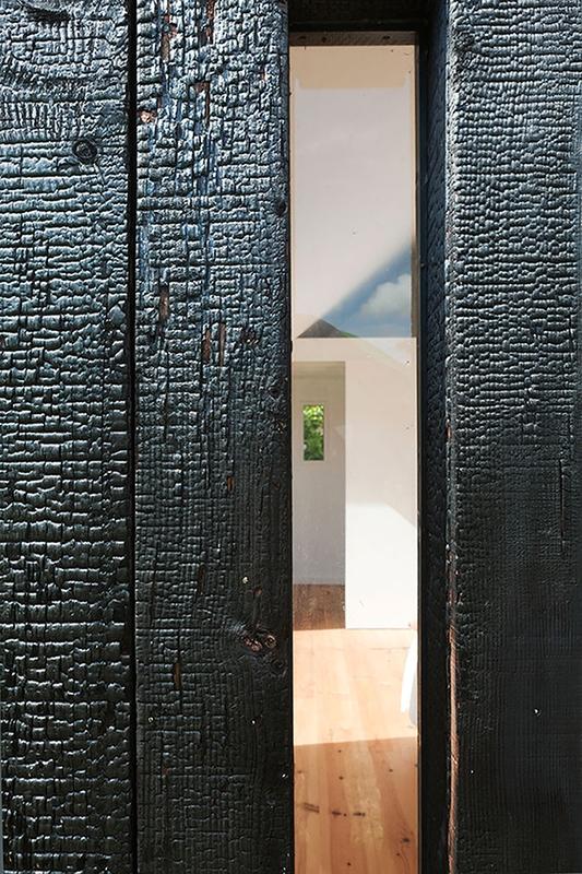 extension bois par niney et marca architectes ambon 56 france construire tendance. Black Bedroom Furniture Sets. Home Design Ideas