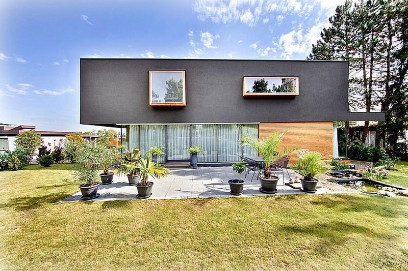 terrasse - House W par Studio Prototype - Duiven, Pays-Bas