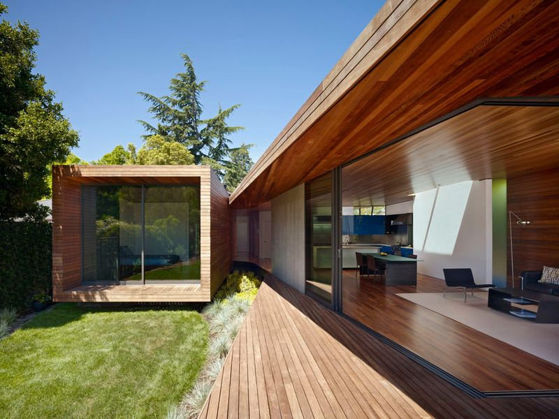 Bal House par Terry & Terry Architecture - Menlo Park, Usa_11