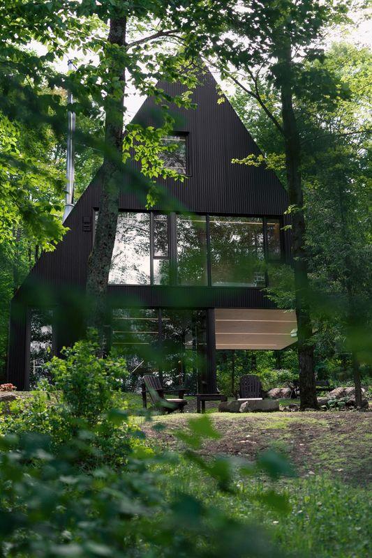 FAHOUSE par Jean Verville architecte - Canada