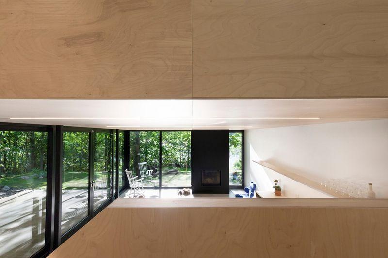 Fahouse par l\'architecte jean verville - Canada