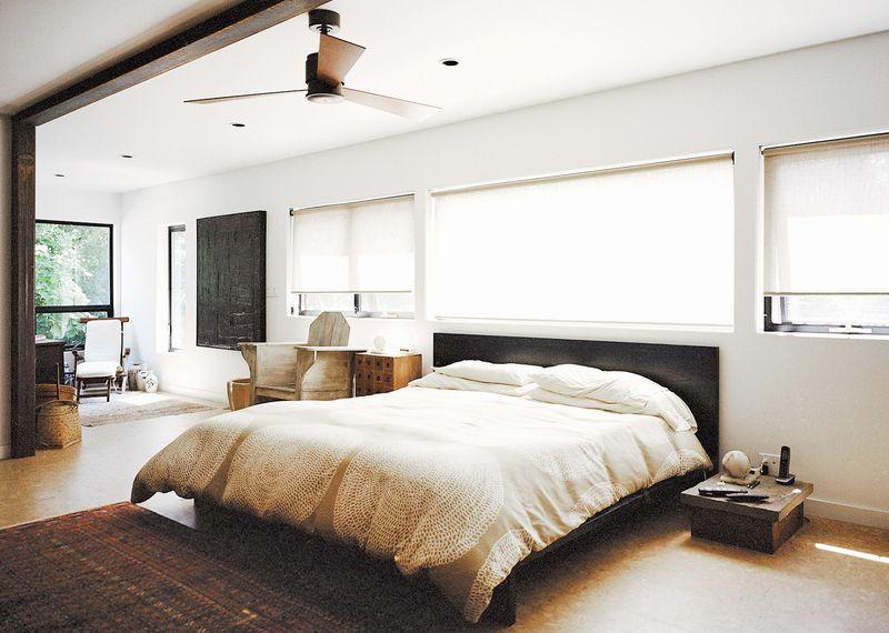 Maison container de deux tages pour un couple aux tats unis construire tendance - Deco chambre etats unis ...