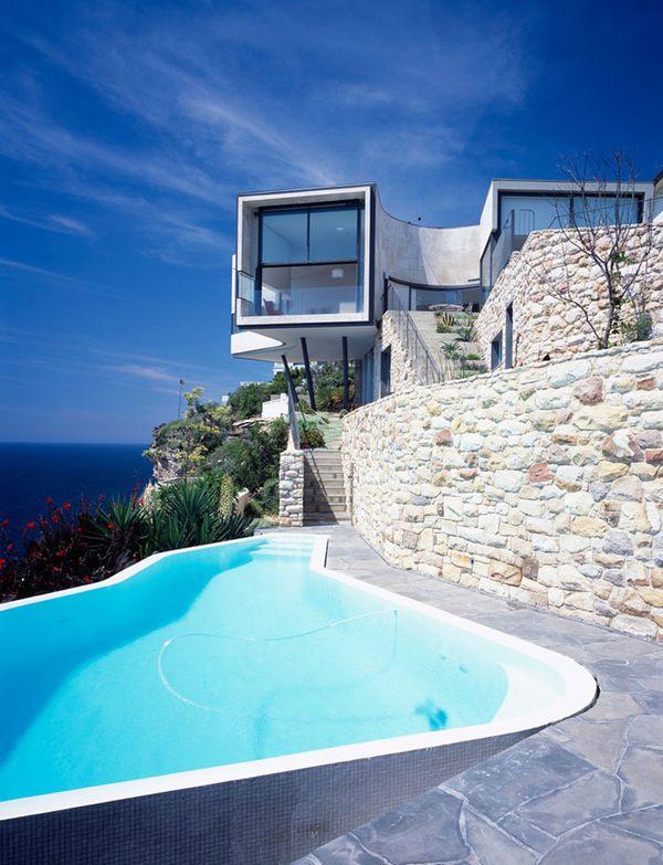 20 villas de r ve en bord de mer avec piscine construire tendance - Villa reve puerto vallarta ...