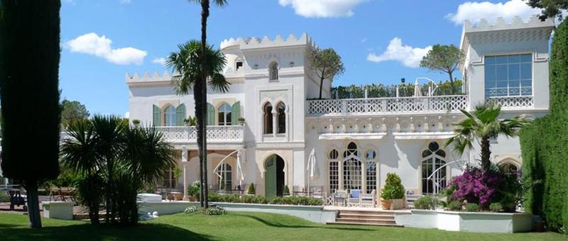 Villa Mauresque Saint Rapha Ef Bf Bdl