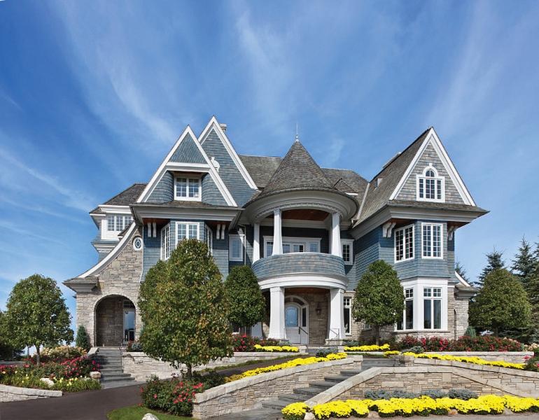 12 Maisons Typiques Américaines