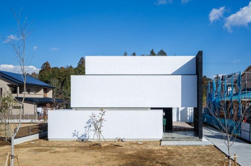 Maison Contemporaine Carrel E En Forme De Trois Cercles Au Japon Construire Tendance