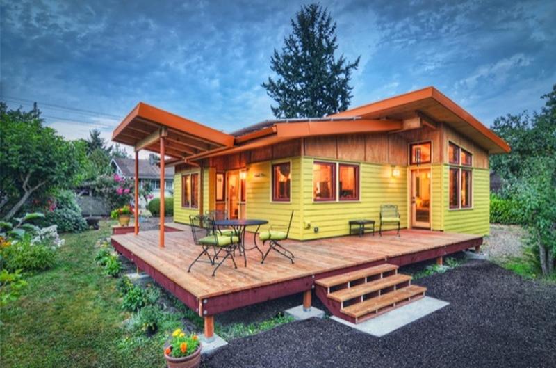 12 maisons aux couleurs hors du commun construire tendance