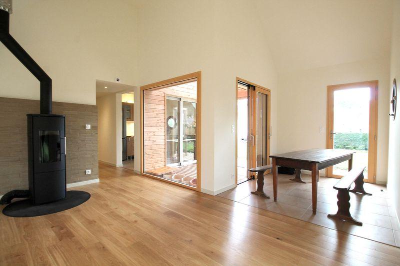 Faible consommationénergétique pour une maison bois béton dans le Finist u00e8re Construire Tendance
