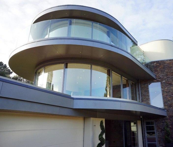 Terrasse Moderne Tage Cr Terrasse En Bois Avec Piscine: Ventura House Par David James Architectes