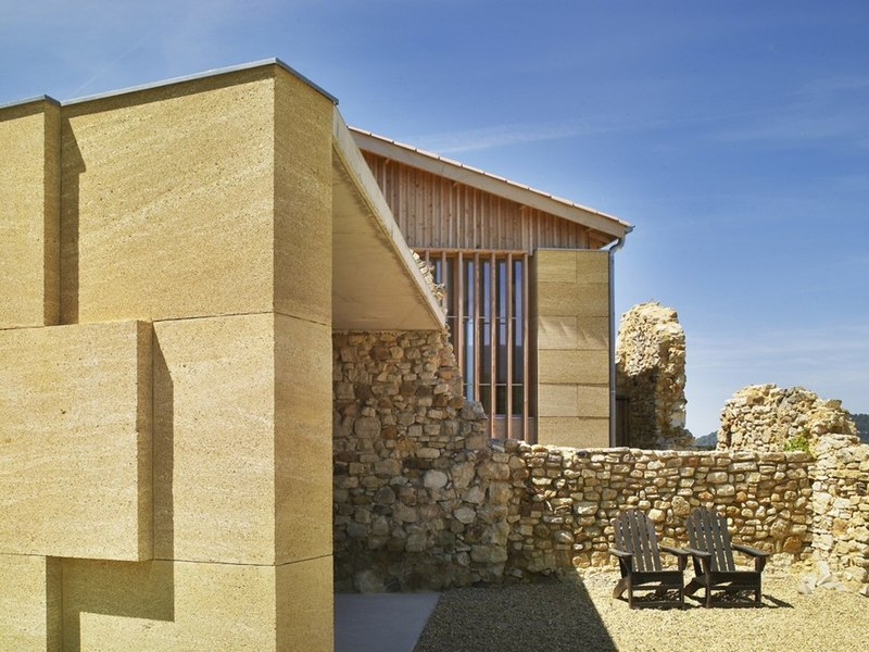 Stone house par carl fredrik svenstedt architecte vall e for Architecte france