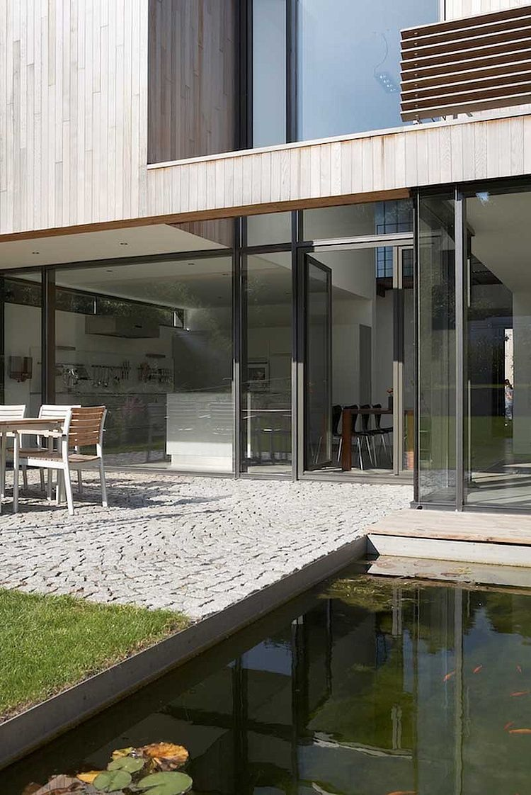 Maisons Bois Contemporaines Par Zamel Krug Architekten Hagen Allemagne Construire Tendance
