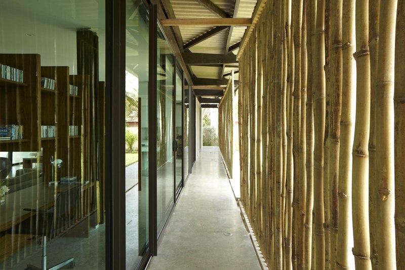 bambou pavillion par koffi diabat architectes assinie mafia c te d ivoire construire tendance. Black Bedroom Furniture Sets. Home Design Ideas