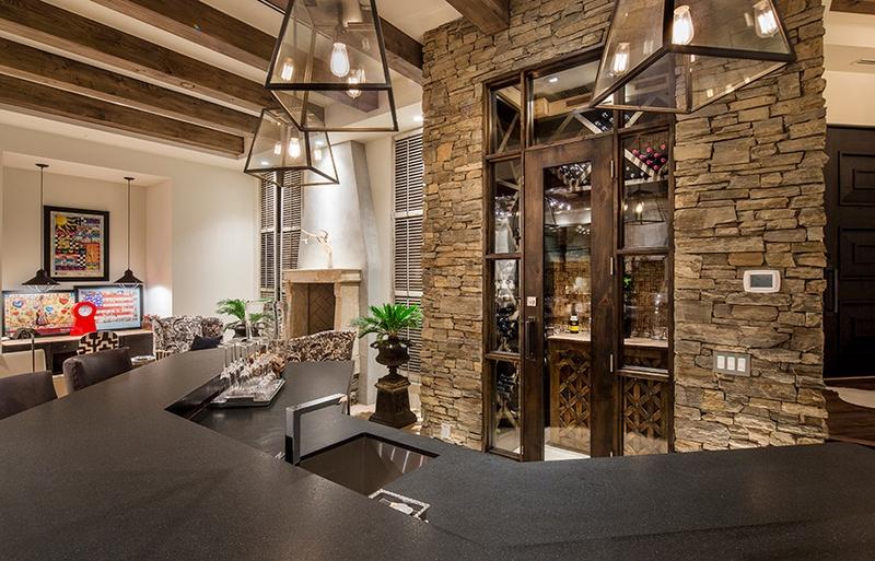 villa dans le d sert de l 39 arizona par tor barstad scottsdale usa construire tendance. Black Bedroom Furniture Sets. Home Design Ideas