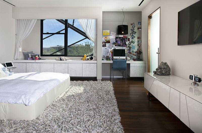 tresarca house par assemblagestudio las vegas nevada usa construire tendance. Black Bedroom Furniture Sets. Home Design Ideas