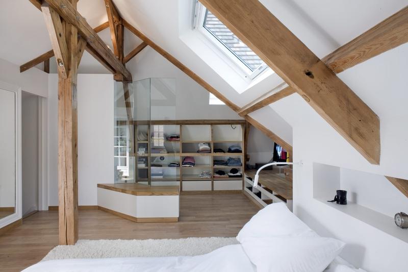 Extension et r novation maison traditionnelle par olivier for Renovation maison ancienne par quoi commencer