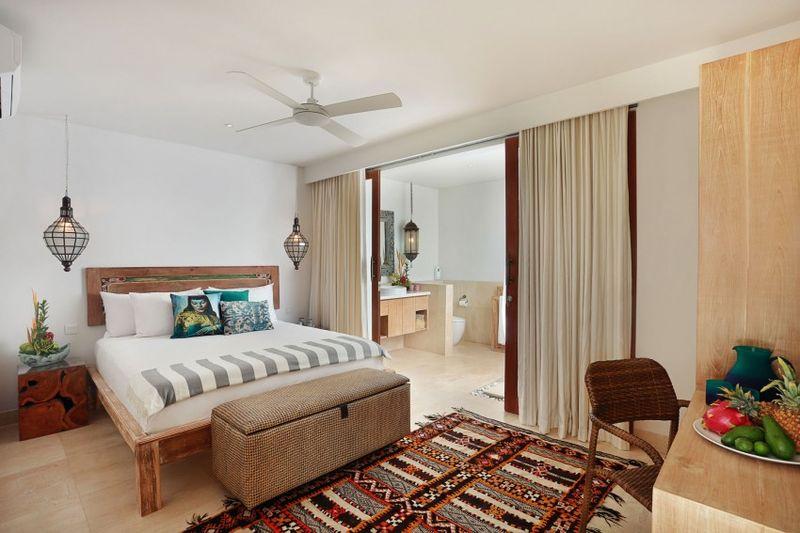 La Villa De Luxe Moderne Se Devoile : Magnifique villa contemporaine en pleine forêt tropicale