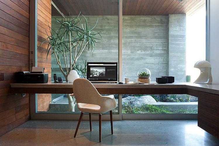 Coin bureau u f residence par studio ar d architects u indian