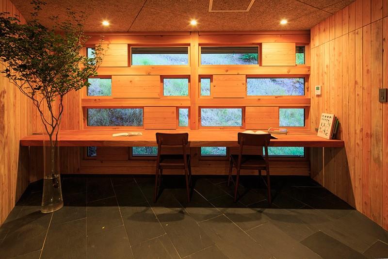 Bureau style japonais