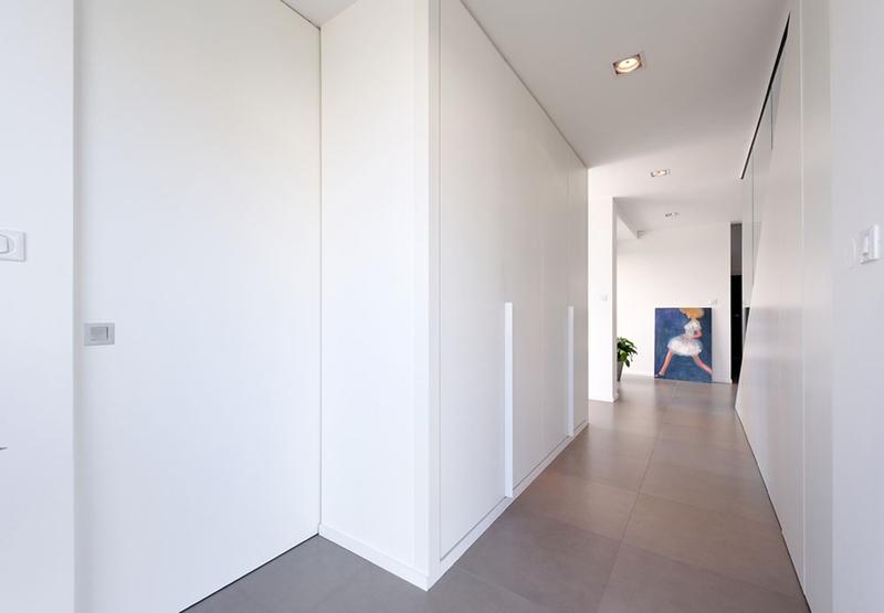 couloir maison moderne great nice couleur de peinture pour couloir couleur de peinture pour. Black Bedroom Furniture Sets. Home Design Ideas