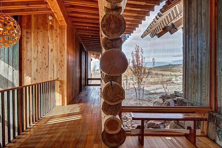 Wolf Creek Ranch Par S+D Architects - Utah, Usa | Construire Tendance
