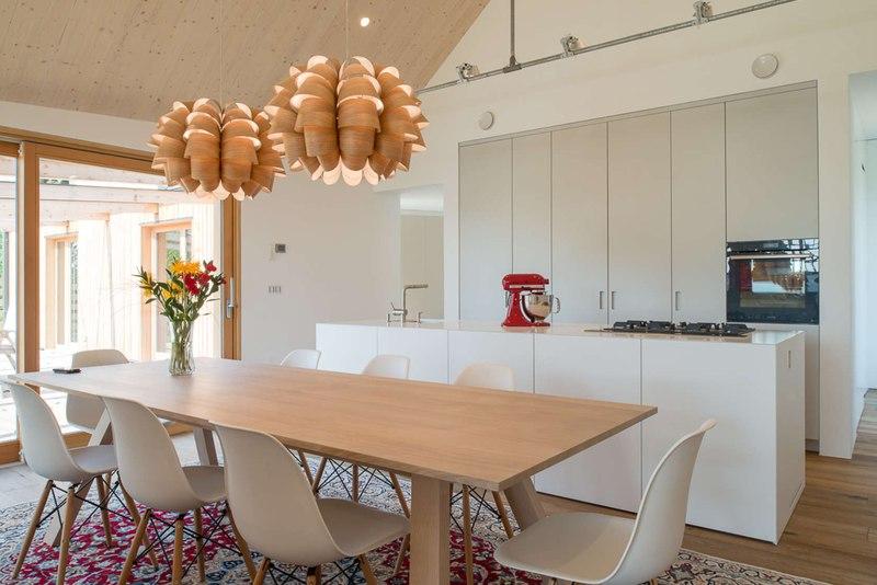 maison bois par biro gasperic velesovo slovenia construire tendance. Black Bedroom Furniture Sets. Home Design Ideas