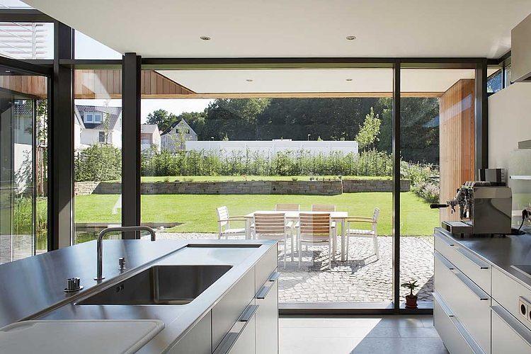 Maisons bois contemporaines par Zamel Krug Architekten  Hagen, Allemagne  C