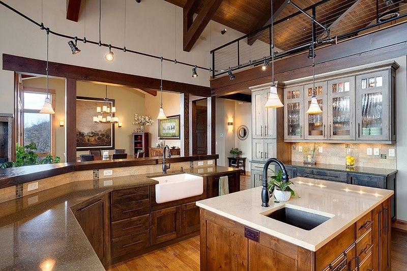 Cuisine Maison Bois Traditionnelle Par Bill Rangitsch Colorado