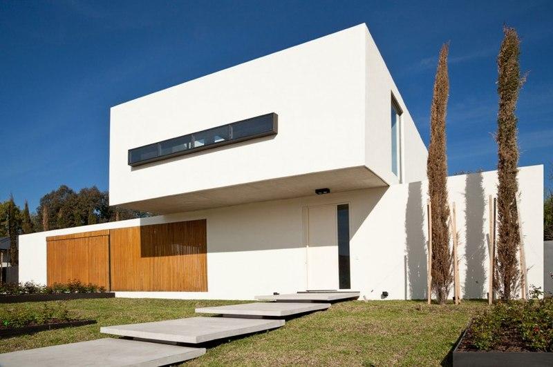 Casa pedro par vdv arq buenos aires argentine construire tendance - Maison de l argentine ...