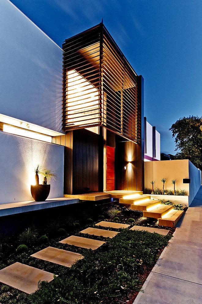 White house par in2 melbourne australie construire tendance - Melbourne maison moderne australie ...