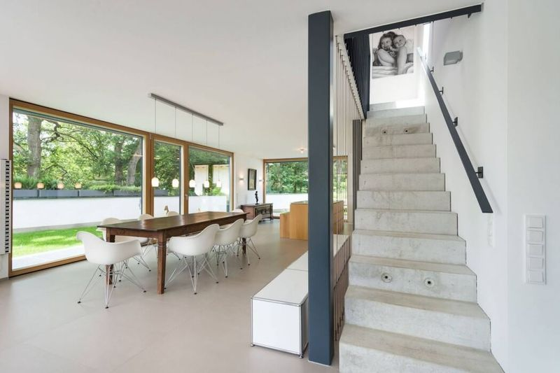Escalier acc s tage despang par despang schl pmann architekten allemagne construire tendance - Despang architekten ...