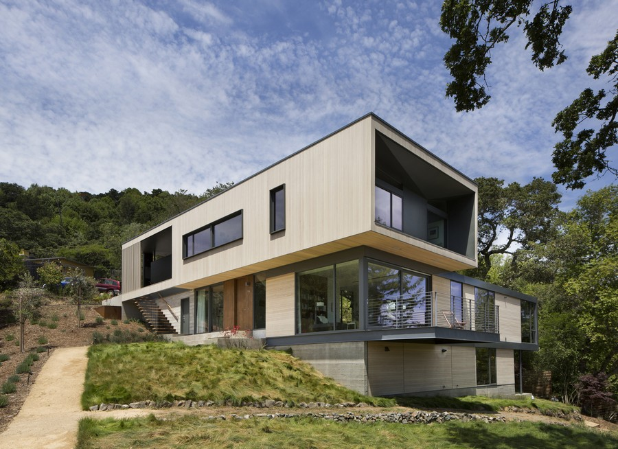R 233 Sidence D 233 T 233 Par Shands Studio Architects San Anselmo