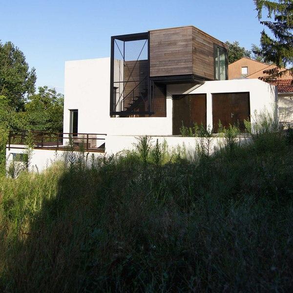 Maison Pegasus Par Saint Cricq Architecte Toulouse