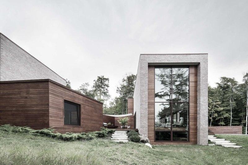 The elves par alain carle architecte morin heights for Alain elie architecte