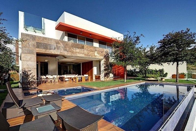 House s par lassala elenes arquitectos zapopan mexique construire tendance - Maison s par domenack arquitectos ...