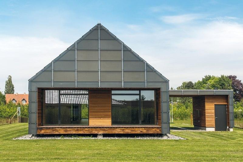maison sans entretien par arkitema architects danemark. Black Bedroom Furniture Sets. Home Design Ideas