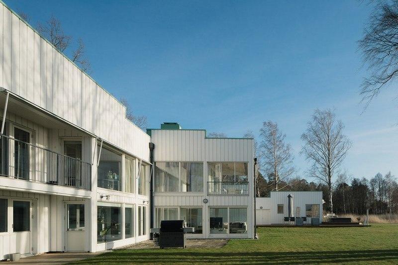 façade terrasse – Maison contemporaine scandinave par Boris Culjat ...