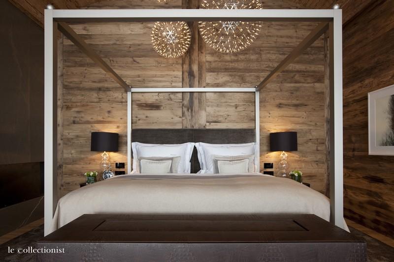 vacances un chalet autrichien typique aux prestations haut de gamme construire tendance. Black Bedroom Furniture Sets. Home Design Ideas