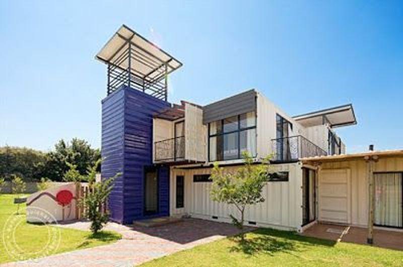 25 maisons container au design contemporain construire for Maison container 95