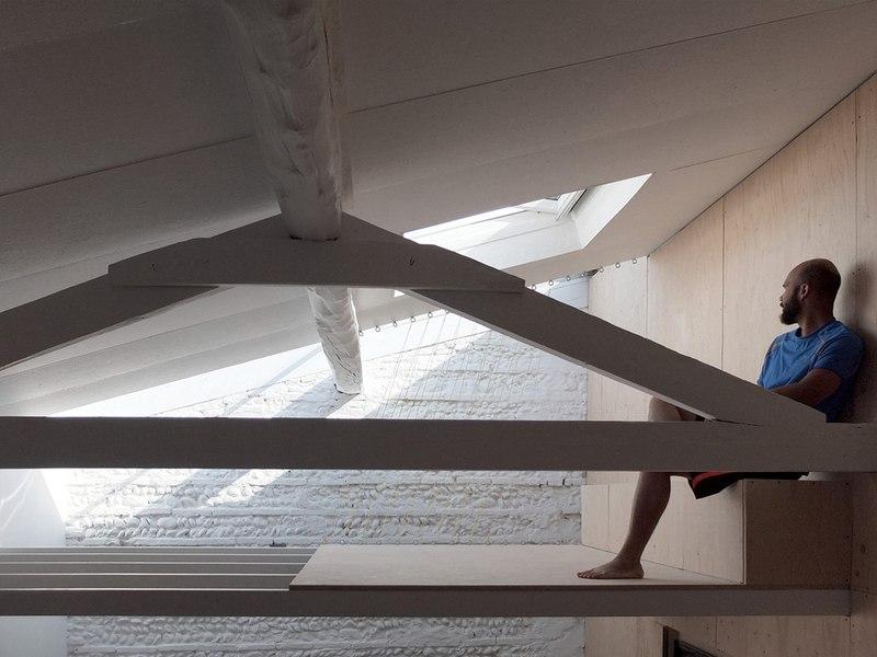 m08 r habilitation d une chartreuse par bast toulouse france construire tendance. Black Bedroom Furniture Sets. Home Design Ideas