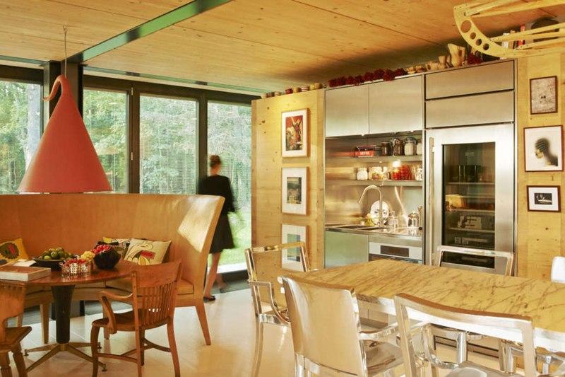 path la maison pr fabriqu e de riko par philippe starck france construire tendance. Black Bedroom Furniture Sets. Home Design Ideas