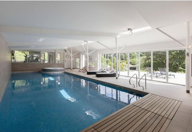 piscine intrieure lofties par rayner davies architects lindrick common angleterre dinfos