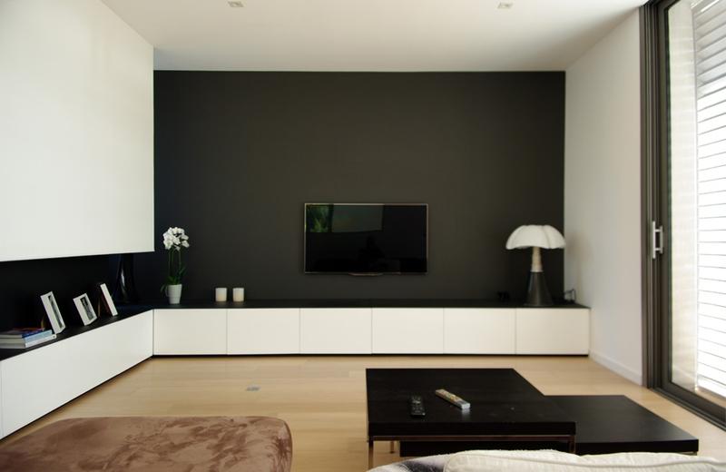 Salon   MLEL Par Dank Architectes   France