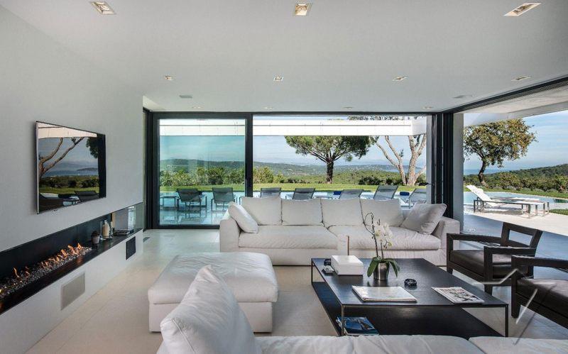 14 05 Villa St Tropez Construire Tendance