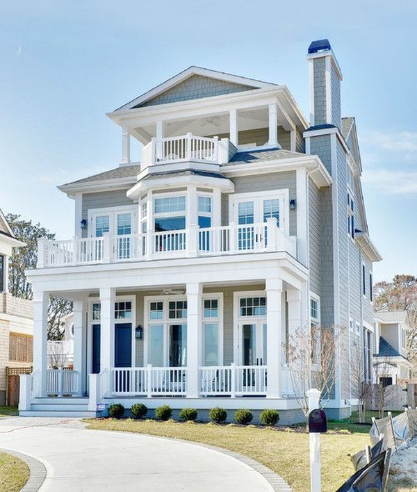 12 maisons typiques am ricaines construire tendance for Luxury home builders usa