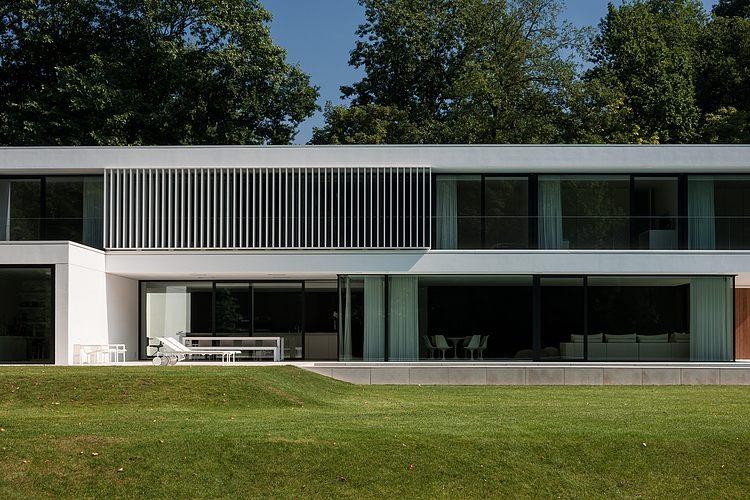 Hs residence par cubyc architects bruges belgique - La residence kitchel par boora architects ...
